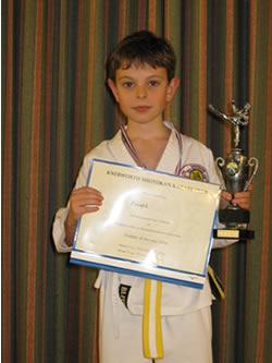 Knebworth Student of the year award