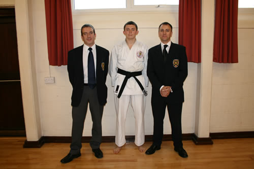 New black Belt - Christian