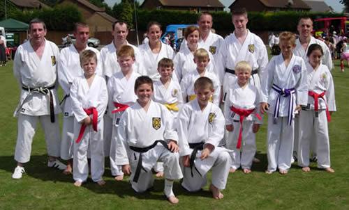 Knebworth Karate Club