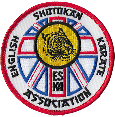 ESKA KYU grade badge