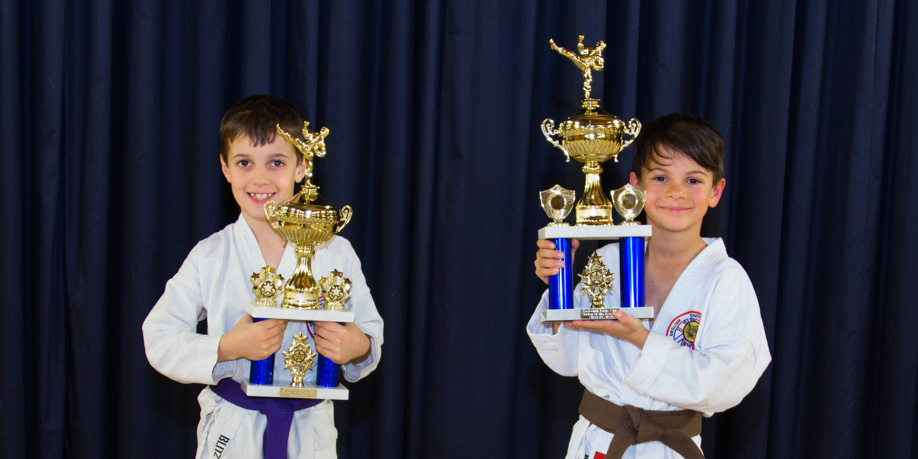 Knebworth Karate Student of the Year