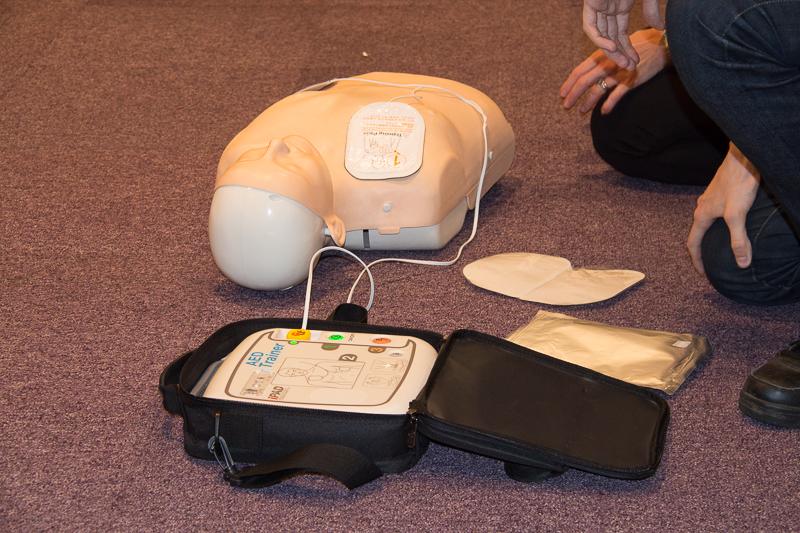 ESKA instructors 1st Aid training